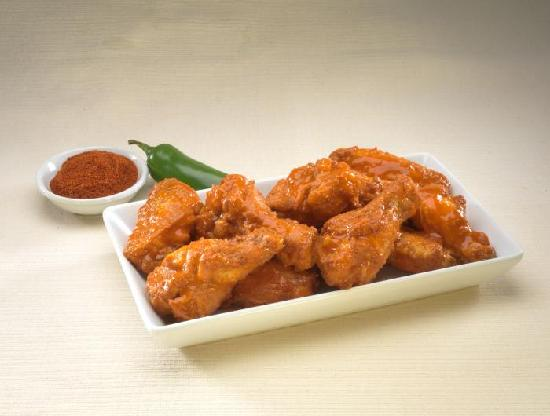 Jet's Pizza of Destin: Wings