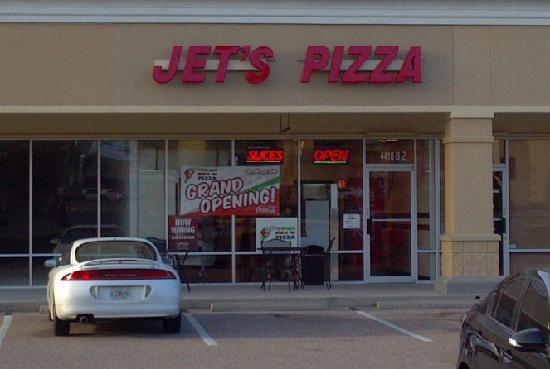 Jet's Pizza of Destin: Jet's Pizza Destin