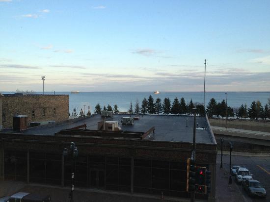 Sheraton Duluth Hotel: Lake Superior