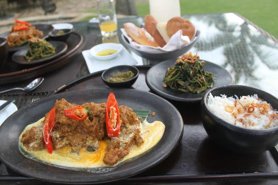 The Royal Beach Seminyak Bali - MGallery Collection: beautiful food