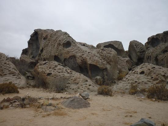 Desierto De Atacama: piedras de 20.000 años