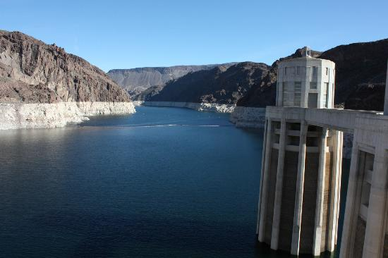Sedona Real Inn and Suites: Hoover Dam