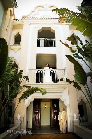 Hotel Riu Palace Riviera Maya: First look before wedding