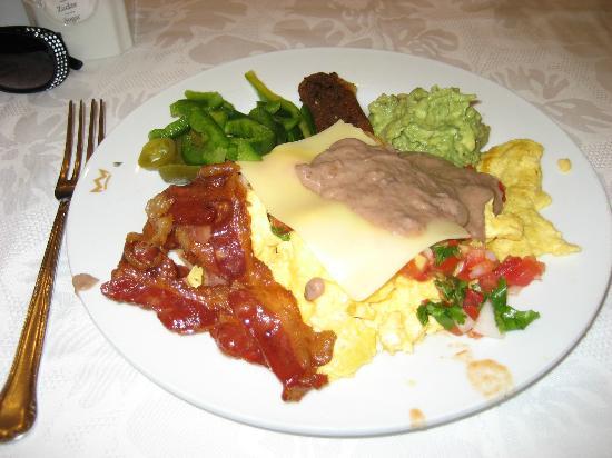 Hotel Riu Palace Riviera Maya: breakfast
