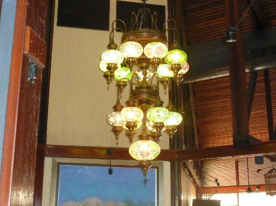 Cable Beach Club Resort & Spa: Lamp Shade