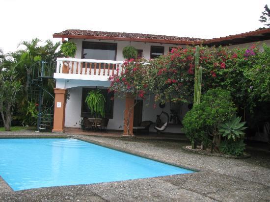 Hotel Posada Canal Grande: Courtyard