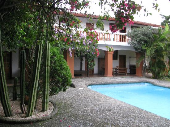 Hotel Posada Canal Grande: In courtyard