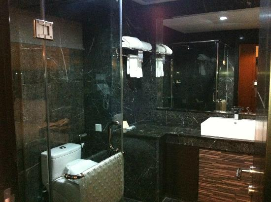 The BCC Hotel & Residence: view of bathroom