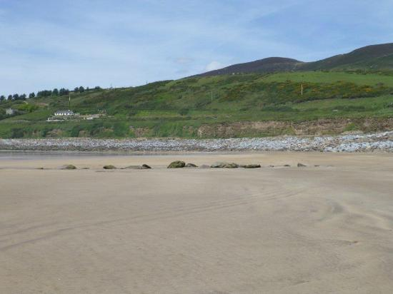 The Dingle Peninsula: people were surfing in May