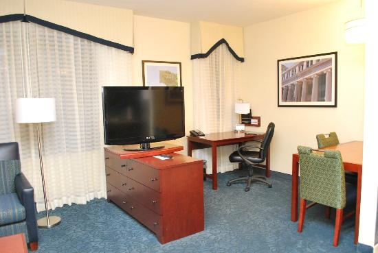 Residence Inn Cincinnati Downtown/The Phelps: Office