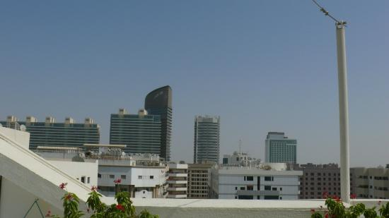 Savoy Park Hotel Apartments: Roof Top View