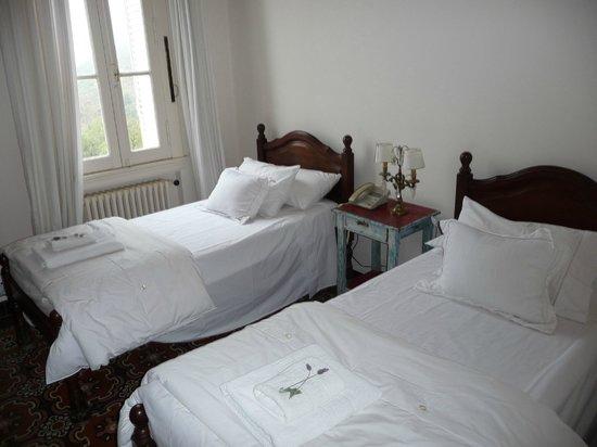Castillo de Mandl : El Principe room
