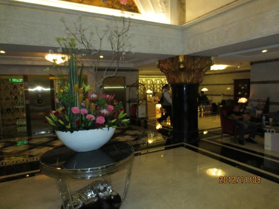 Royal Palace Hotel: Lobby