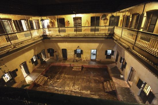 Itachuna Rajbari: Andarmohol