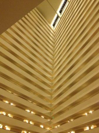 Hyatt Regency Houston: Looking Up!!