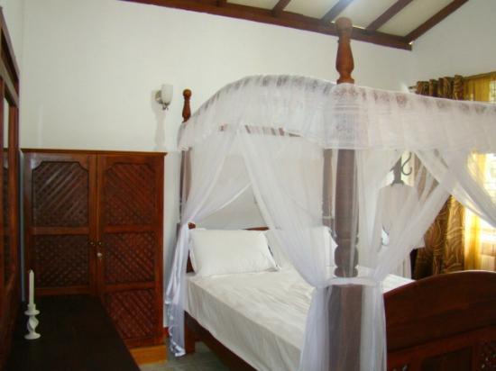 Tea Hill's Bungalow: Rooms with tea plantation view