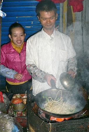 UnTour Shanghai Food Tours: Street Wok