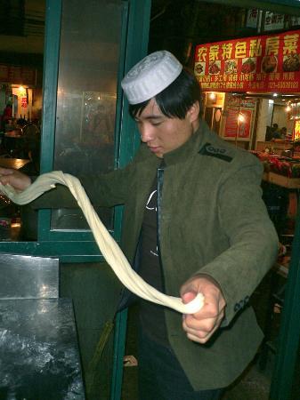 UnTour Shanghai Food Tours: Noodle Master @ Dinners
