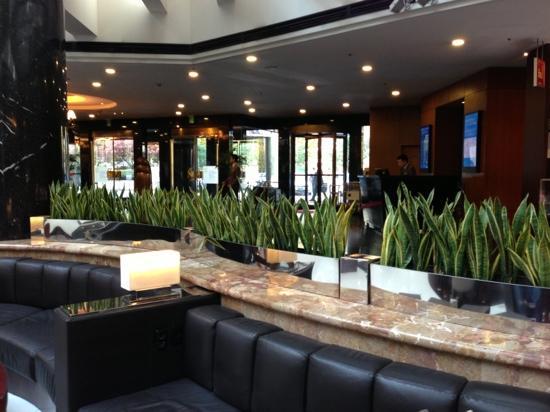 โนโวเทล โซล แอมบาซาเดอร์ กังนัม: lobby area