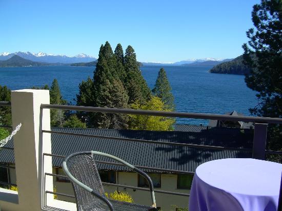 Altuen Hotel Suites&Spa: Vista del Valcon