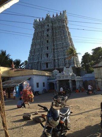 Thanumalayan temple - Sthanumalayan Kovil : il tempio