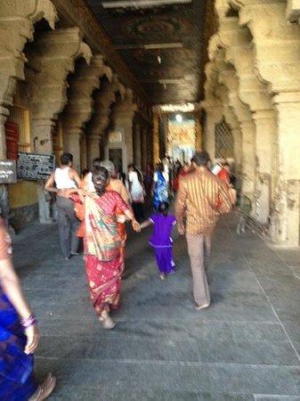 Kanyakumari, India: l'entrata