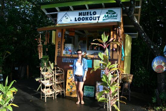 Huelo Lookout Fruit Stand Maui Restaurant Reviews