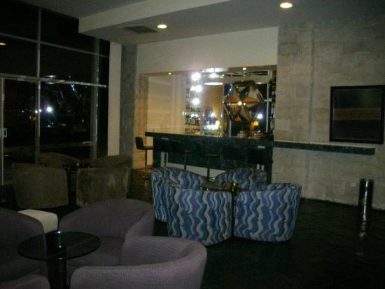 Hotel Jose Antonio Puno: O simpático bar