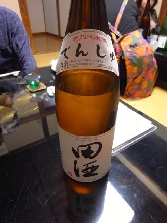 Ishibashi: 田酒