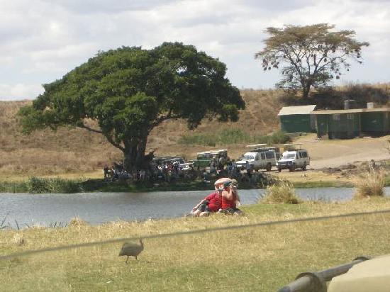 3 Seen Tour: Ngorongoro