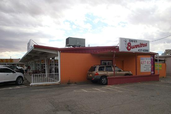 Eddie's Burritos