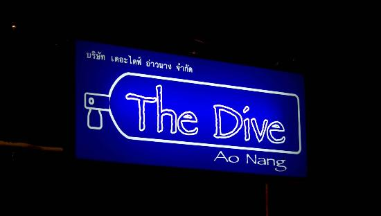‪The Dive Ao Nang‬