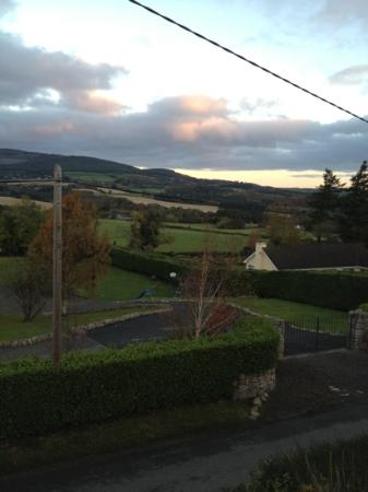 Coolakay House: view from bedroom window