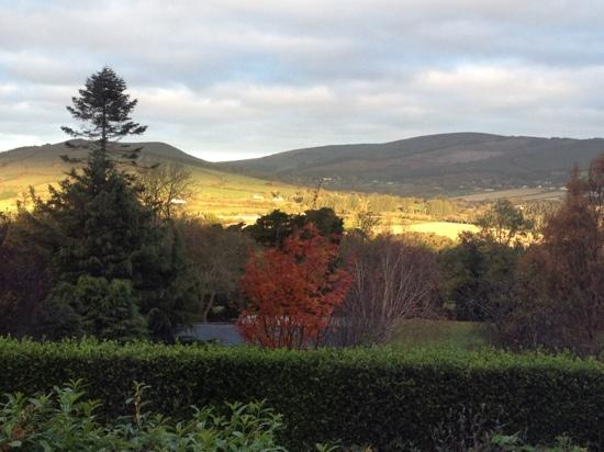 Coolakay House: view from dining room