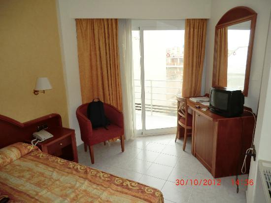 Hotel Las Arenas: Zimmer