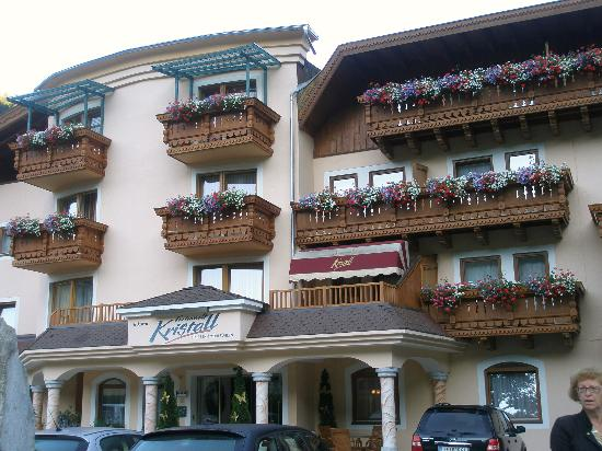Hotel Ferienwelt Kristall: fronte dell' hotel