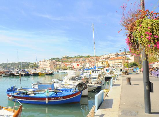 Hotel Le Liautaud: Cassis Waterfront
