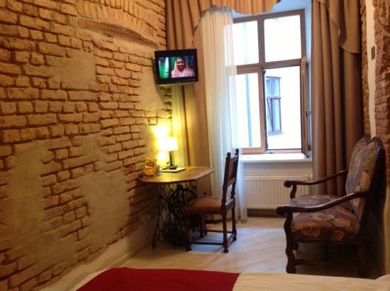 Hotel Justus: bedroom