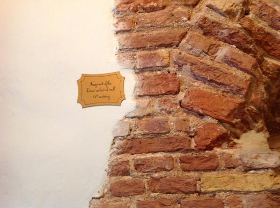Hotel Justus: history in the walls!
