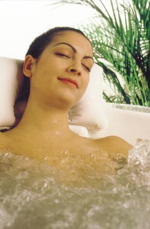 Relais Thalasso Bénodet : bain bulles