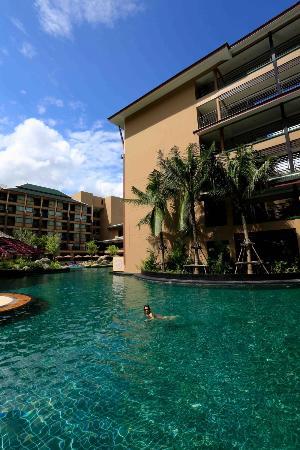 Novotel Phuket Vintage Park: Sunny day