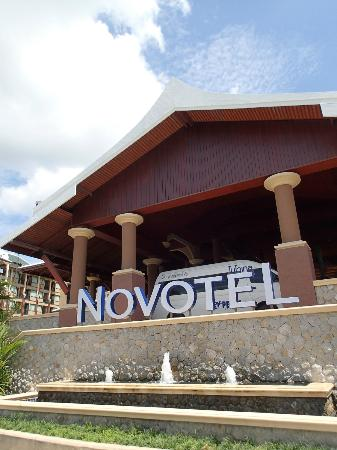 Novotel Phuket Vintage Park: Icon