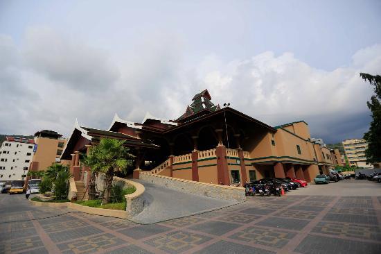 Novotel Phuket Vintage Park: Hotel