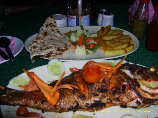 Sunshine Cafe/Sea Food Restaurant: einfach lecker