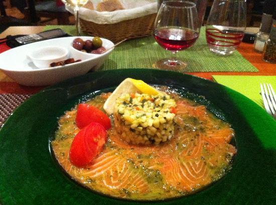 Le bamboche lons le saunier restaurant reviews phone - Cuisine lons le saunier ...