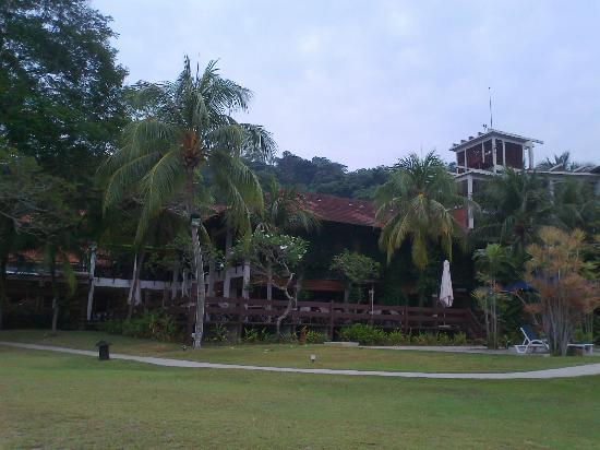 Pangkor Island Beach Resort: nice