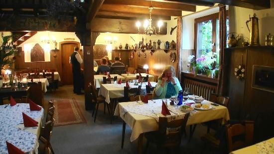 Zum Ännchen, Ahrweiler, interieur 1