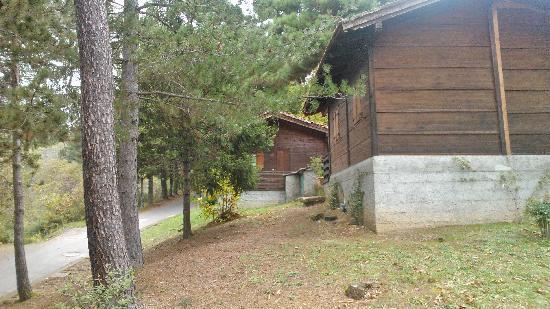 Sport Village Ciocco : gli chalet