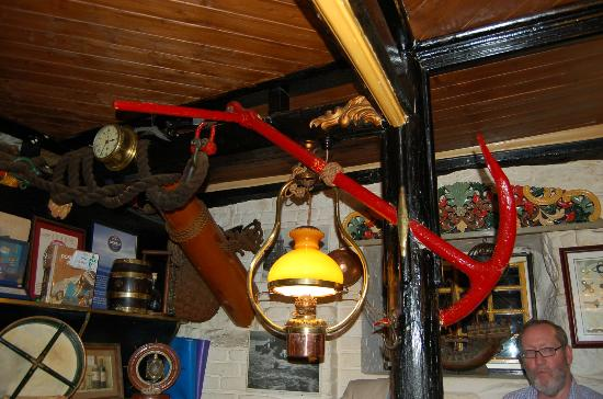 Chapel Street: Seafaring relics in a cosy pub in Chapel St
