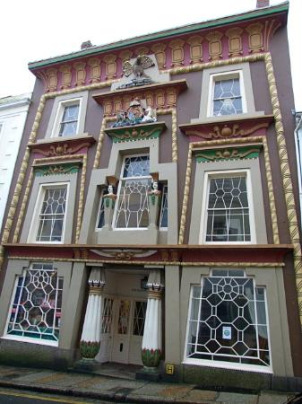 Chapel Street: The Egyptian House